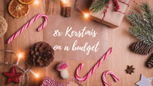 Kerst on a budget