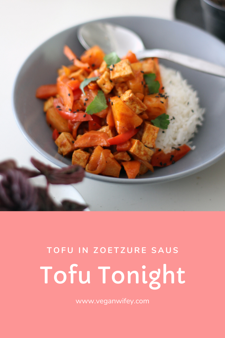 Tofu Tonight